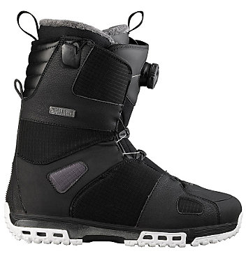 Salomon Savage Boa Snowboard Boots - Men's - 2012/2013