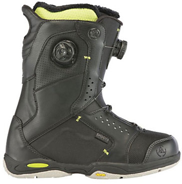 K2 UFO Double Boa Snowboard Boot - Men's - 2012/2013