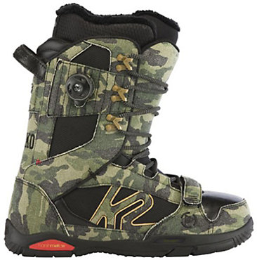 K2 Darko Access Snowboard Boot - Men's - 2012/2013