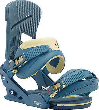 Burton Mission Snowboard Binding - Men's - 2014/2015