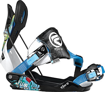 Flow Minx SE Snowboard Binding - Women's - Sale - 2012/2013