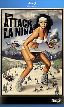 Matchstick Productions: Attack of La Nina - Blue Ray