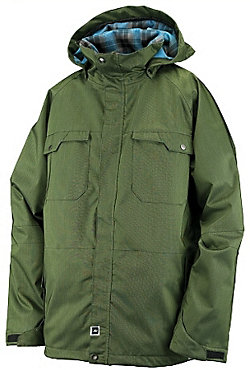 Ride Ballard Jacket - Men's - 2011/2012