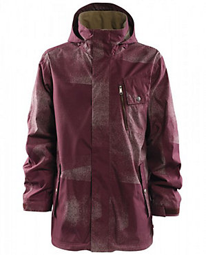Foursquare Mill Jacket - Men's - 2011/2012