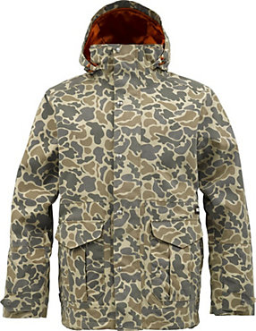 Burton Sentry Jacket - Men's - 2012/2013