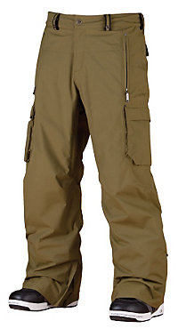 Bonfire Radiant Pant - Men's - 2011/2012