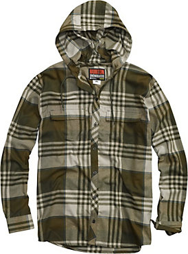 Burton Ruckus Hooded Flannel - Men's