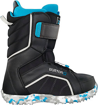Burton Zipline Snowboard Boot - Junior - 2011/2012