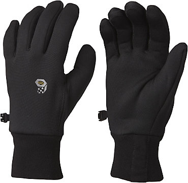Mountain Hardwear Power Stretch Glove - Men's
