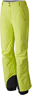 Mountain Hardwear Returnia Insulated Pant - Women's - 2015/2016