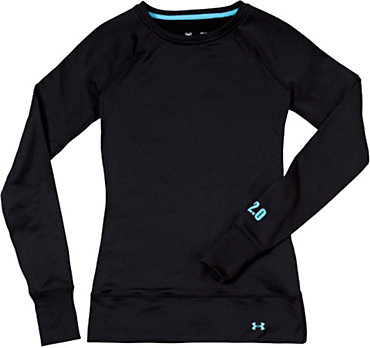 Under Armour 2.0 Base Crew - Women's