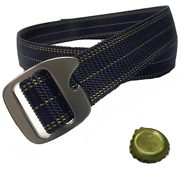 Bison Designs Tap Cap 38mm Web Belt