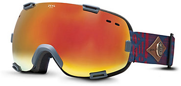 Zeal Voyager Goggle with 2 lenses