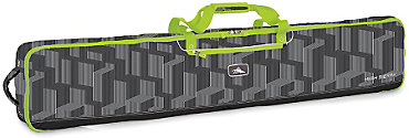 High Sierra Double Wheeled Coffin Bag