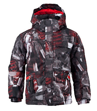 Spyder Mini Armageddon Jacket - Toddler Boy's - 2011/2012