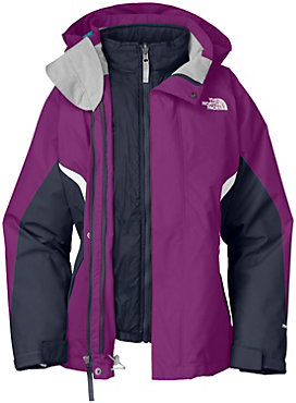 The North Face Boundary Triclimate Jacket - Junior Girl's - 2012/2013