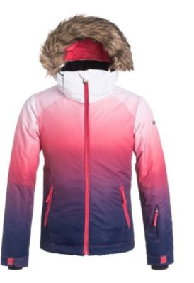 Girls Ski Jackets - Spyder Rossignol Paul Frank - Christy Sports