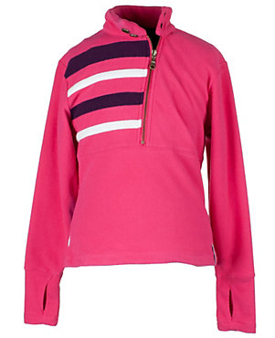 Obermeyer Regatta Fleece Top - Junior Girl's