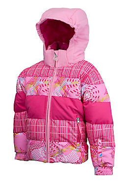 Spyder Bitsy Duffy Puff Jacket - Toddler Girl's - 2011/2012