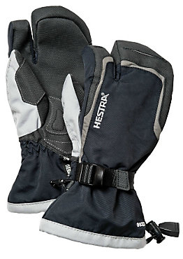 Hestra Czone Gauntlet 3-Finger Glove - Junior's