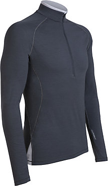 Icebreaker Long Sleeve Sprint Zip - Men's