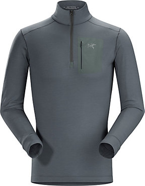 Arc'Teryx Satoro AR Zip Neck - Men's