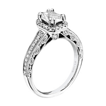 Scott Kay Diamond Dream Collection Engagement Ring