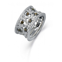 Simon G Brown Diamond Fashion Ring