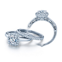 Verragio Venetian-5019CU Engagement Ring