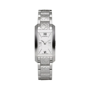 Burberry Women's Silver Tone Watch BU1091