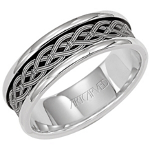 ArtCarved Wedding Band 11-WV7307W