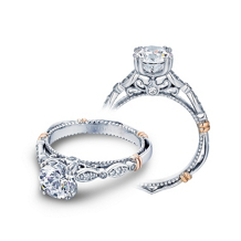 Verragio Parisian-100 Diamond Engagement Ring