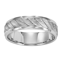 ArtCarved Montego Wedding Band