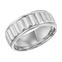 ArtCarved 8mm Wedding Band