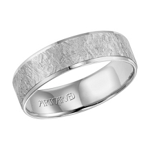 ArtCarved Sawyer Wedding Band