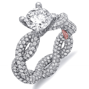 Demarco DW5976 Engagement Ring