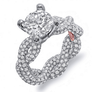 Demarco DW5977 Engagement Ring