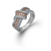 Simon G. Malibu Diamond Ring