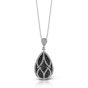Simon G Brown Diamond Fashion Pendant