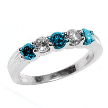 Blue Diamond Band