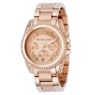 Michael Kors Women's Chronograph Blair Rose Tone MK5263