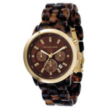 Michael Kors Women's Chronograph Showstopper Watch MK5216