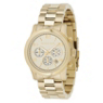 Michael Kors Runway Gold Tone Watch MK5055