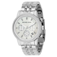 Michael Kors Women's Chronograph Ritz Watch MK5020