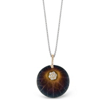 Simon G Diamond Organic Allure Pendant