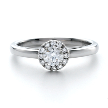 Forevermark® Multistone Diamond Engagement Ring