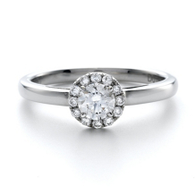 Forevermark® Diamond Engagement Ring
