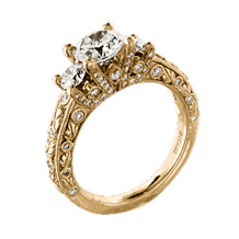 Ritani Diamond Engagement Ring