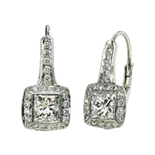 Ritani Diamond Earrings