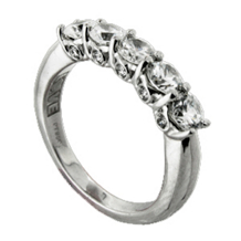 Ritani Diamond Swirl Band